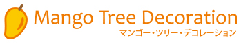 ベジタブル・ソープ・カービング Mango Tree Decoration